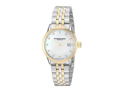 RAYMOND WEIL Freelancer 5629-STP-97081 (Yellow/Silver) Watches