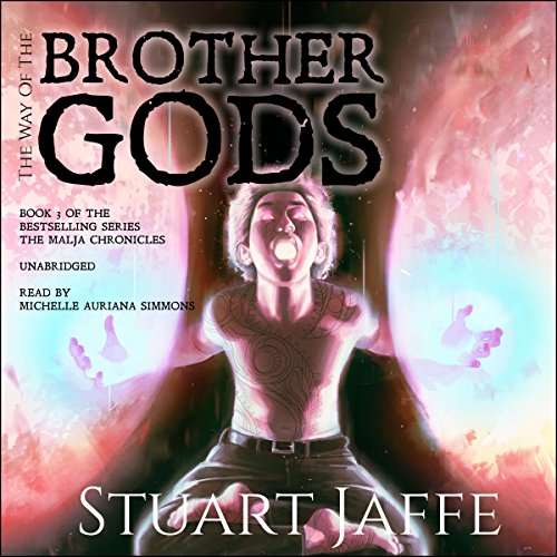 The Way of the Brother Gods audiobook cover art