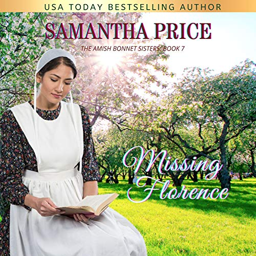 Missing Florence (Amish Romance)  By  cover art