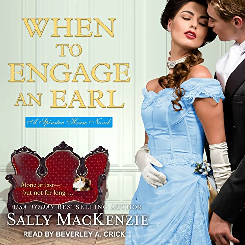 When to Engage an Earl audiobook cover art