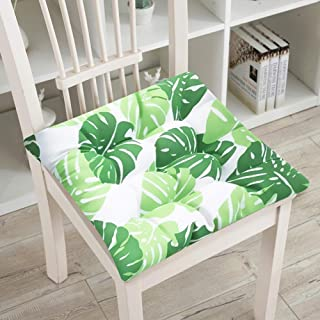 Tatami Square Thick Seat Cushioning Office Chair Pad Fabric Student Soft Comfortable Non-slip Chair Cushions-u L45xw45xh6cm