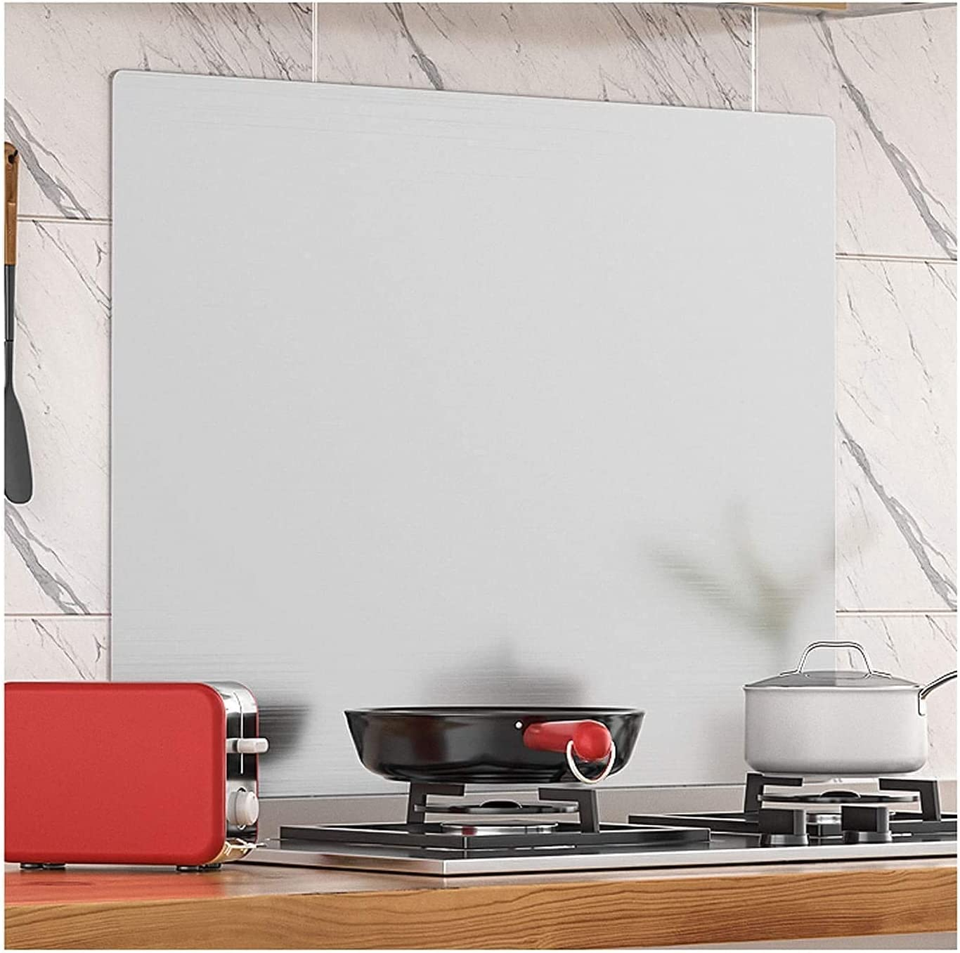 FANNISS Over item handling Splatter guardKitchen Foil Stove Screens Shield OFFicial