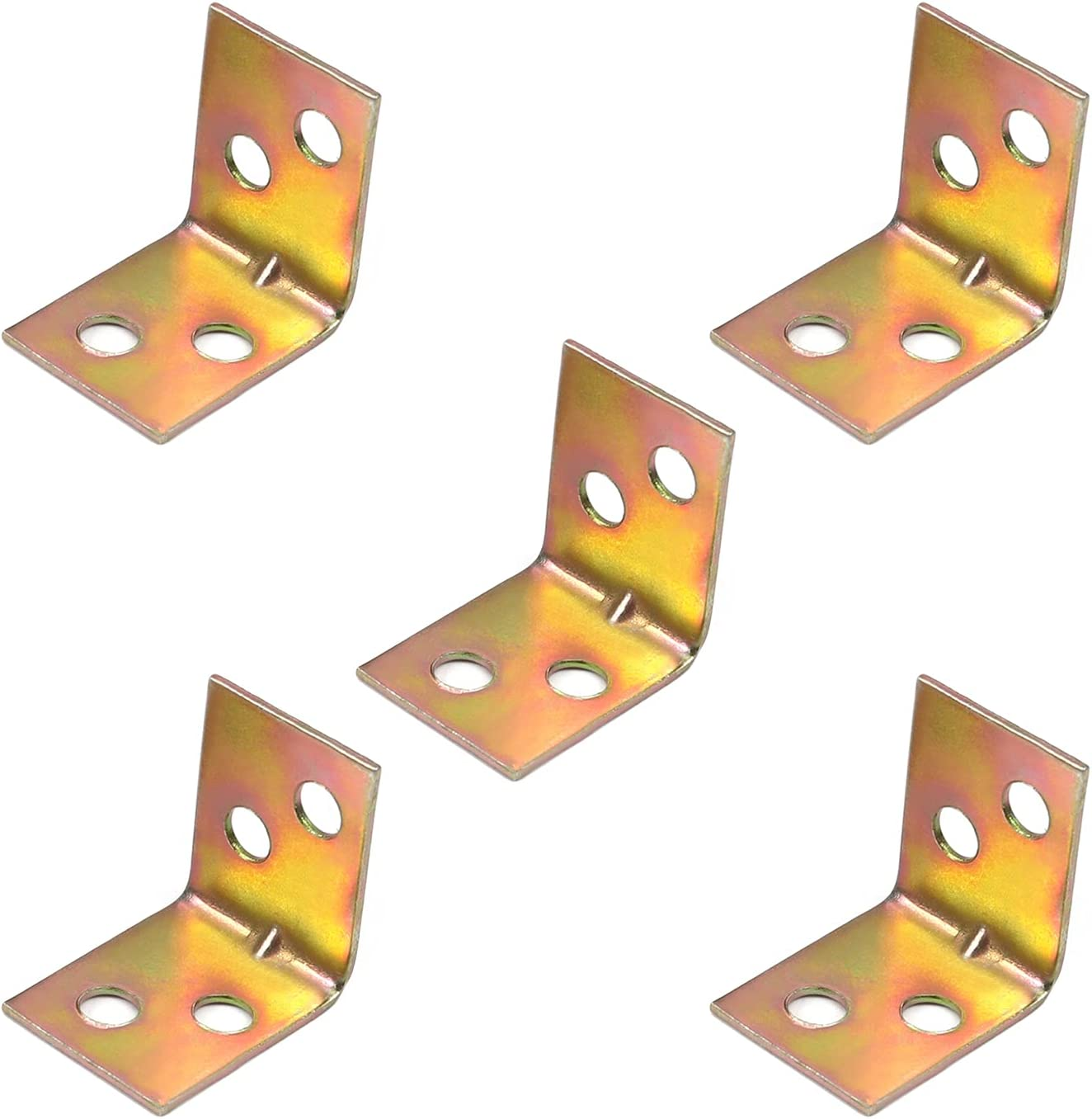 MroMax 50PCS Right Angle It is very popular Now free shipping Bracket Corner 0.67