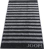 Joop! Handtücher Classic Stripes 1610 schwarz - 97 Saunatuch 80x200 cm