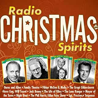 Radio Christmas Spirits cover art