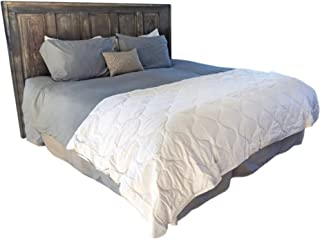 Alpaca Duvet - Hypoallergenic Comforter/Down Alternative - 100% Alpaca Wool Filling with 100% Pima Cotton Casing | Standard Weight All Season ~ New (King/Cal-King)
