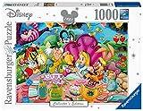 Ravensburger Puzzle, Puzzle 1000 Piezas, Alicia, Disney Collector's Edition, Puzzle Disney, Puzzle Adultos, Rompecabezas de Calidad, Puzzle Princesas Disney