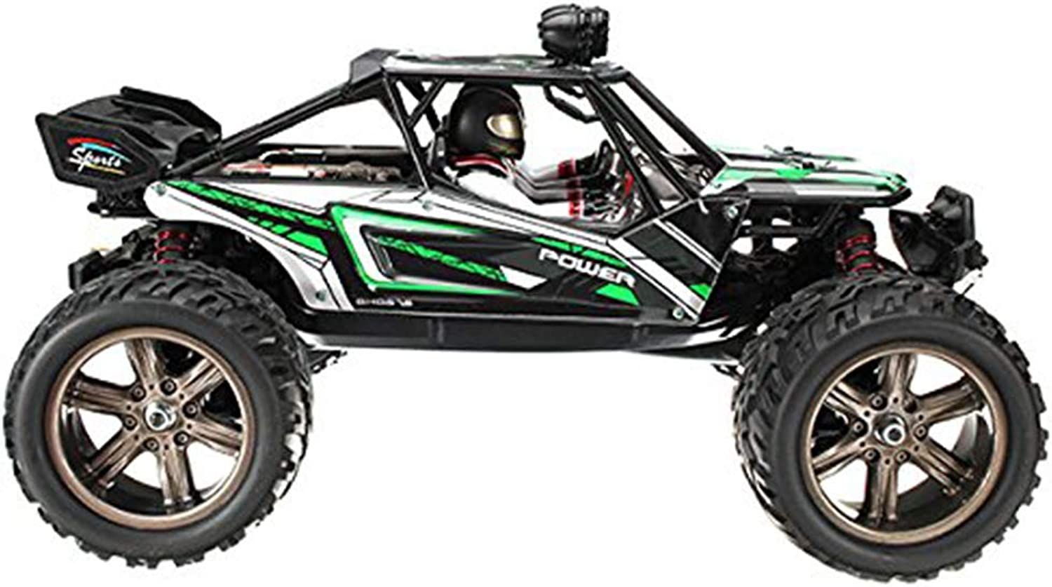 FTOPS RC Cars OffRoad Vehicles Jeep Trucks 4WD RC Trucks 1 12 Monster Trucks 2.4GHz RC Hobby Cars High Speed Racing Cars