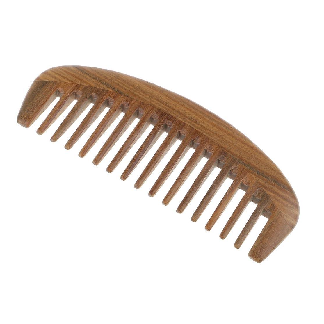 連続した抑止する文献CUTICATE 木製櫛 ウッドコーム 帯電防止 ヘッドマッサージ プレゼント