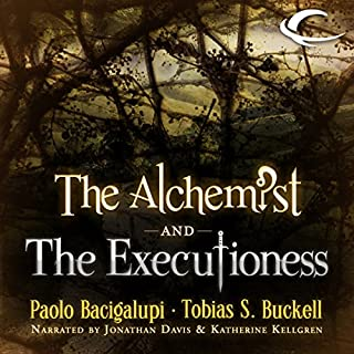 The Alchemist and the Executioness cover art