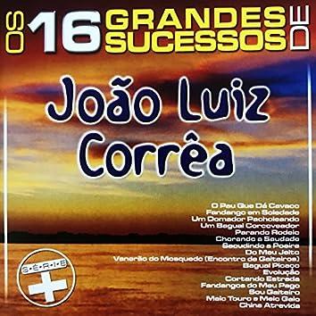 Os 16 Grandes Sucessos de João Luiz Corrêa - Série +