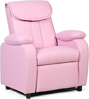 Amazon Com Pink Recliners Chairs Seats Home Kitchen