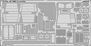 Eduard 1:32 Bf-109 E-3 Exterior for Cyber Hobby - PE Detail Set #32332
