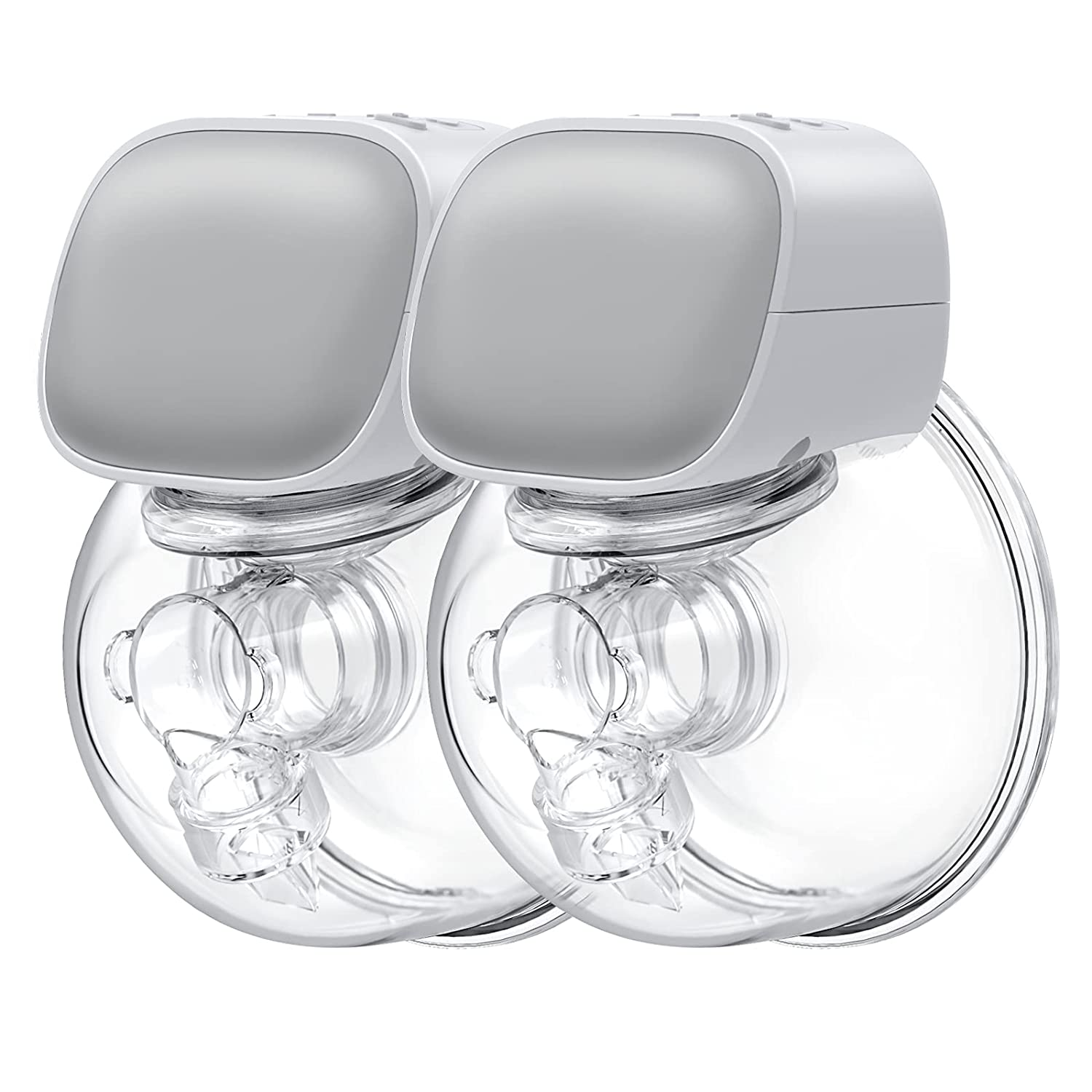 Momcozy Double Wearable Breast Pump Hands-Free Low Max 43% OFF Noise Port 2021