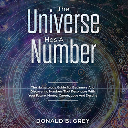 The Universe Has a Number  By  cover art