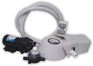 Best jabsco quiet flush electric marine toilet Reviews