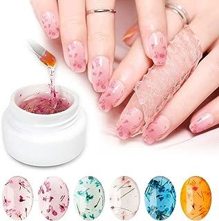 Best flower gel nails Reviews