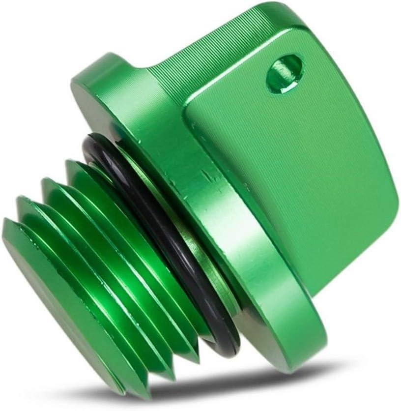 For Car Accessories CBR250R CBR250RR CBR600RR CBR1100RR CBR300R CBR400R CBR500R CBR929RR CBR954RR CB1300 X-4 CNC Oil Filler Cap Plug Motorcycle Engine Parts Color : Black