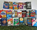 Over 200 Vintage Baseball cards in 20 Vintage Unopened Baseball Wax Packs from various brands from the 80's & 90's in Mint condition! Great for 1st time collectors!