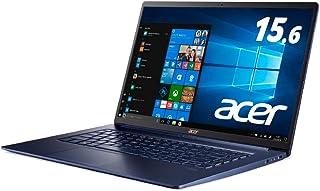 Acerノートパソコン Swift5/軽さ990g/薄さ15.9mm/15.6型FHD IPSタッチパネル/Core i5/8GB/512GB SSD/Windows 10/SF515-51T-H58Y/B/ブルー