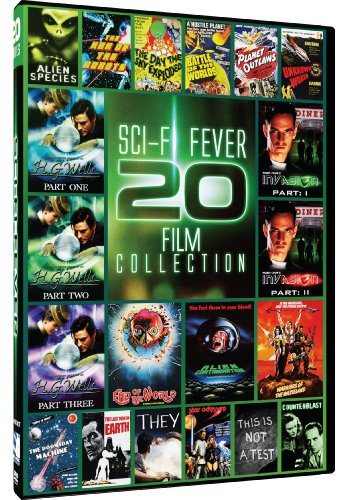 Sci-Fi Fever - 20 Film Collectio...