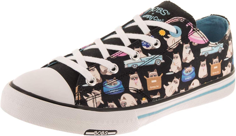 Skechers BOBS Utopia Summer bluees Womens Sneakers