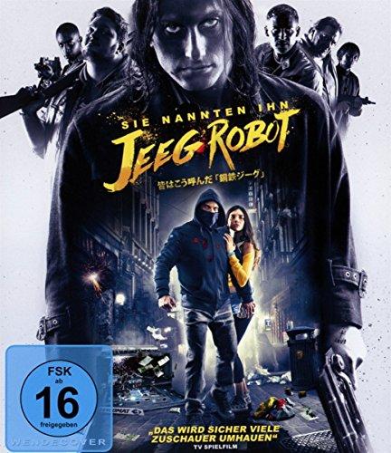 Sie nannten ihn Jeeg Robot [Blu-ray]