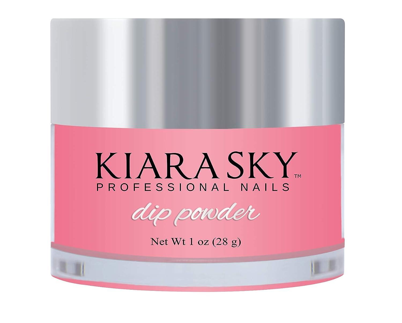 Kiara Sky Dip Powder. CODE PINK Long-Lasting and Lightweight Nai