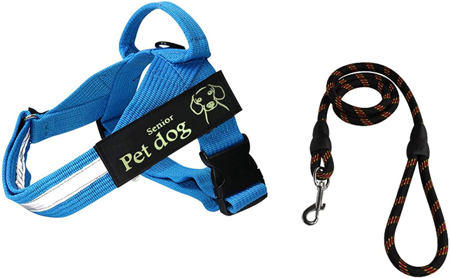 KTYX Vest Traction Rope Dog Leash Dog Leash (red) Pet Chain (Size   M)