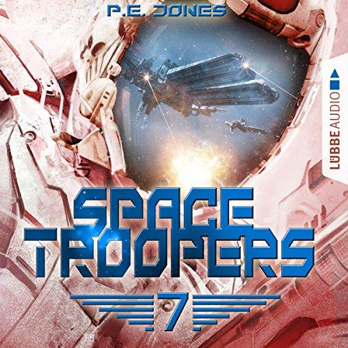 Das Artefakt (Space Troopers 7) Titelbild