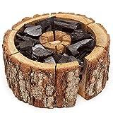 Best Sporting Eco Einweg Holzkohle Grill16-20 cm