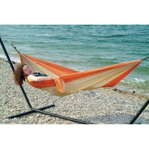 StanSport 110 x 55 Newport Packable Parachute Nylon Hammock