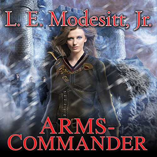 Arms-Commander audiobook cover art