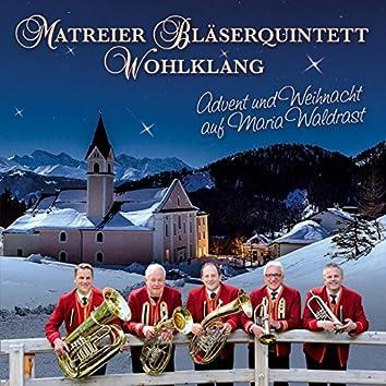 Advent und Weihnacht auf Maria Waldrast