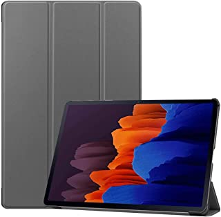 """Guteck Case compatible with Samsung Galaxy Tab S7 Plus T970/T975 12.4"""" 2020, Multi-Angle Viewing -Convenient Magnetic Stan..."""
