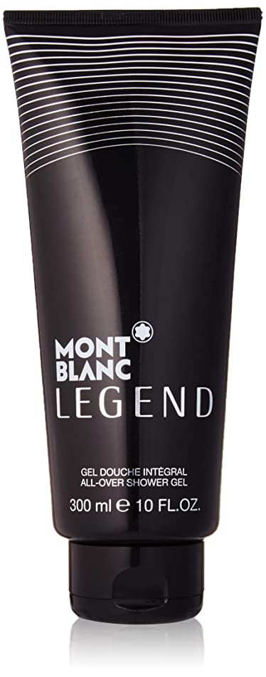 MONTBLANC Legend for Men Shower Gel, 10 Ounce