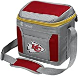 Coleman NFL Soft-Sided Insulated Cooler Bag, 9-Can Capacity with Ice, Kansas City Chiefs