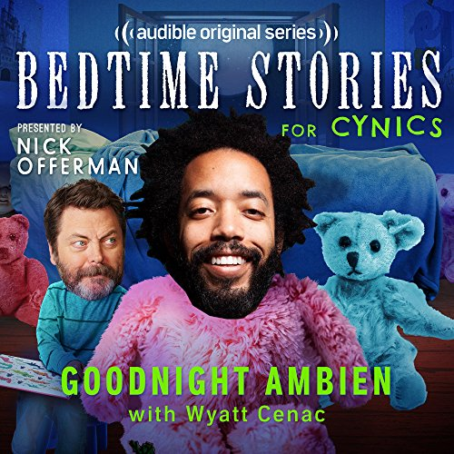 Ep. 1: Goodnight Ambien With Wyatt Cenac cover art