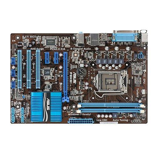 ASUS P8H61 PRO Motherboard LGA 1155 (Socket H2) ATX Intel® H61 - Motherboards (Intel, LGA 1155 (Socket H2), Intel® Core™ i3, Intel Core i5, Intel Core i7, 5 GT/s, 1066,1333 MHz, 16 GB)