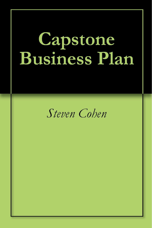 Capstone Business Plan