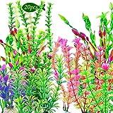 OrgMemory Plastikpflanzen für Aquarien