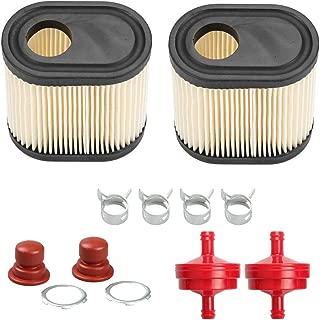 Hayskill 36905 Air Filter for Tecumseh 740083A AH600 AV600 LEV100 LEV115 LEV120 TVS115 TVS120 OVRM105 OVRM65 Toro Craftsman Lawn Mower Replacement Air Filter