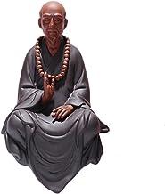 Sculptuur Decoratie - Creatieve En Modieuze Keramische Beelden Van Boeddhistische Meesters, Retro-Bakken Op Hoge Temperatu...