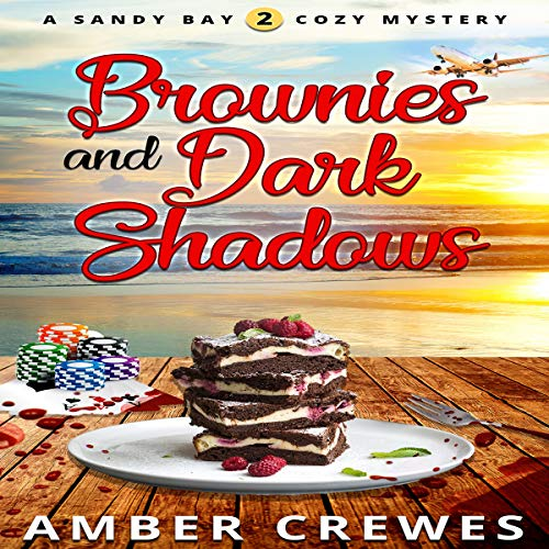 Brownies and Dark Shadows audiobook cover art