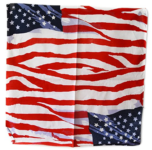 Bandana drapeau usa us masque Moto Scooter Airsoft Paintball
