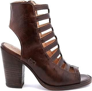 Women's Occam Heeled Sandal, Teak Rustic, 8 M US