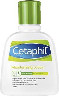 Cetaphil Moisturizing Lotion 118 ml, Pack of 1