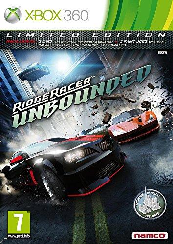 Ridge Racer : Unbounded - Édition Limitée [Edizione: Francia]