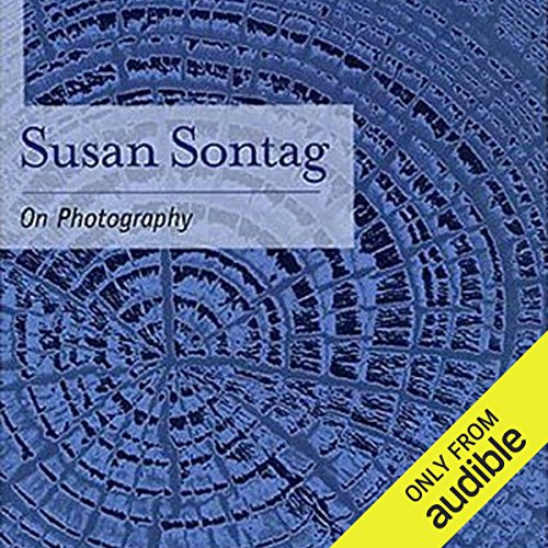 On Photography audiobook cover art