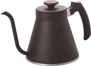 hario Coffee Kettle 0.8l Matte Black Hario V60Drip Kettle, Fitness, VKF-120-MB